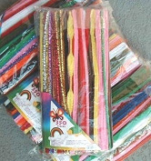 350 Assorted Pipe Cleaners