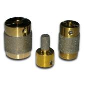 KENT 3pcs Mixed Set Standard Diamond Grinder Copper Bits