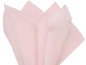 Blush Pink Tissue Paper 50cm X 80cm - 48 Sheet Pack