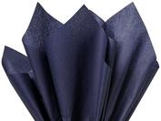 Navy Blue Tissue Paper 50cm X 80cm - 48 Sheet Pack