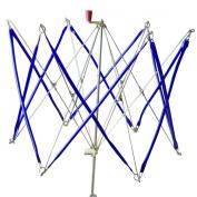 Generic Metal Umbrella Swift Yarn Winder/Ball Winder