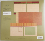 Hallmark 'Family History' Instant Scrapbook Large Refill Pack SKB6004