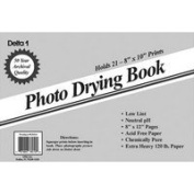 Delta 1 Photo Drying Book 12 x 15