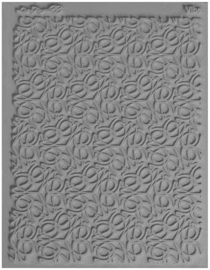 Lisa Pavelka Texture Stamp Vibe (Style #043)