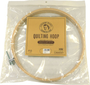 "Country Mom ""patchwork goods"" quilting hoop 30cm"