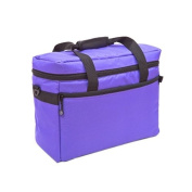 BluFig CB18 Sewing Machine or Project Tote in Purple