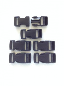 ITW Nexus Classic SR 1 Military Replacement Backpack Pack Snap Buckle Set of 6