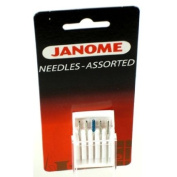 Janome Needle Set Assorted Sizes