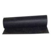 Exquisite Black Medium (50ml) Tearaway (Tear Away) Machine Embroidery Stabiliser Backing 60cm X 50 Yard Roll