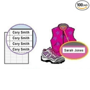 Iron-On Labels - Personalised Clothing Labels