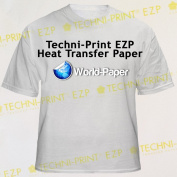 Laser Iron on Transfer Paper Techni-print EZP 25 Pack