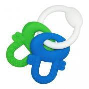 Baby Teething Keys - Teether Toys- BPA-Free, Silicone, Freezer & Dishwasher Safe