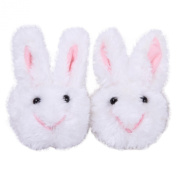 Toy Doll Clothes - Bunny Slippers