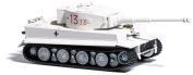 Panzer Tiger Tank 13-13 WWII German Winter White HO Scale model