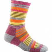 Darn Tough Sierra Stripe Micro Crew Light Cushion Sock - Kid's