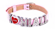 MBOX One Direction Style ID Member Bracelet Wristband Link Chain Fashion Jewellery