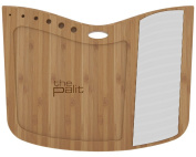 The Palit - Portable Beauty Workspace - Bamboo - Light - Small