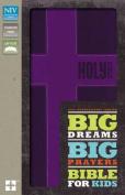 Big Dreams, Big Prayers Bible for Kids NIV [Duo-Tone Blue]