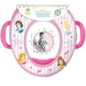 Disney Princess Mini WC Soft Potty Training Seat with Handles