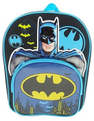 Batman Novelty Kids Backpack with front compartment