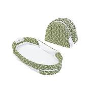 Baby Delight Snuggle Nest Surround - Green Dreams