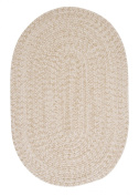 Tremont Area Rug, 0.6m by 0.9m, Natural