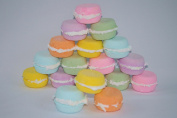 Bath Bomb Fizzy Mini Whoopy Pie with Whipped Soap Filling