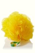 Bath & Body Works Shower Sponge Loofah Yellow