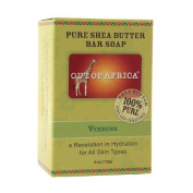 Out Of Africa Pure Shea Butter Bar Soap, Verbena 120ml
