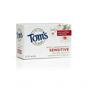 Tom's of Maine Natural Beauty Bar Sensitive Unscented -- 120ml