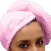 TowelBathrobe Microfiber Hair Wrap Towel