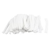 FOREVER YUNG 100Pcs White Bouffant SPA Hair Salon Anti Dust Disposable Hat Cap
