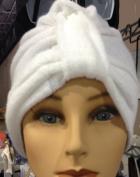 Terry Hair Turban Wrap
