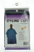 Styling Cape for Barber Haircuts Salon Stylist hook and loop Closure