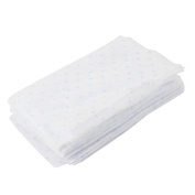 FOREVER YUNG Salon Home Rectangle Shape Water Dryer Perm Hair Paper 60pcs White
