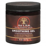 As I Am Smoothing Hair Gel 240mls