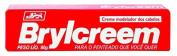Linha Brylcreem - Creme Modelador Para Cabelos 80 Gr -