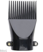 DIANE #26WN2 ADJUSTABLE COMB NOZZLE FOR HAND HELD DRYER