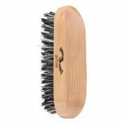 Brush Strokes Firm Military Style Boar Bristle Brush