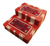 20,000 Value Poker Chip Plaques
