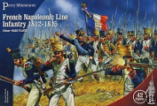 28mm French Napoleonic Line Infantry 1812-1815
