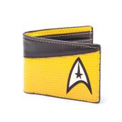 Star Trek Bi-Fold Command Logo Wallet
