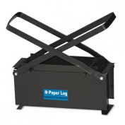 Top Home Solutions Paper Log Briquette Maker - Recycle Your Waste Paper into Fuel