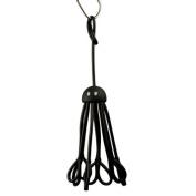 Formverket Octopus - Shower and gel shampoo holder, colour black