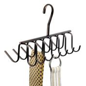 InterDesign Axis Tie/Belt Rack, Bronze