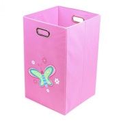 Modern Littles Folding Laundry Bin