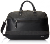 Diesel - Overnight Bags - Men - Blockin Black Denim Weekend Bag for men - TU