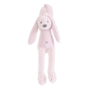 Happy Horse - Rabbit Richie - Musical Soft Baby Toy - Pink 34cm