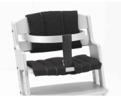 BabyDan High - Chair Cushion - Black