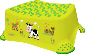 Funy Farm Baby Step Stool Green